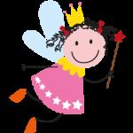 Logo Micro-crèches Dijon quartier Toison d'Or La Fée des sourires