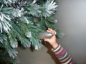 Noël à la Fée des Sourires crèche à Dijon