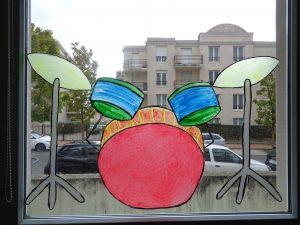 nouveau trimestre de musique aux Crèches La Fée des Sourires et Pomme d'Happy